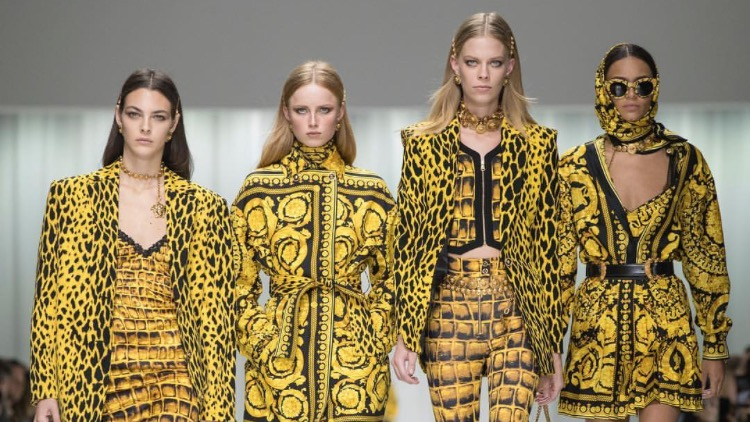 A TRIBUTE TO GIANNI VERSACE