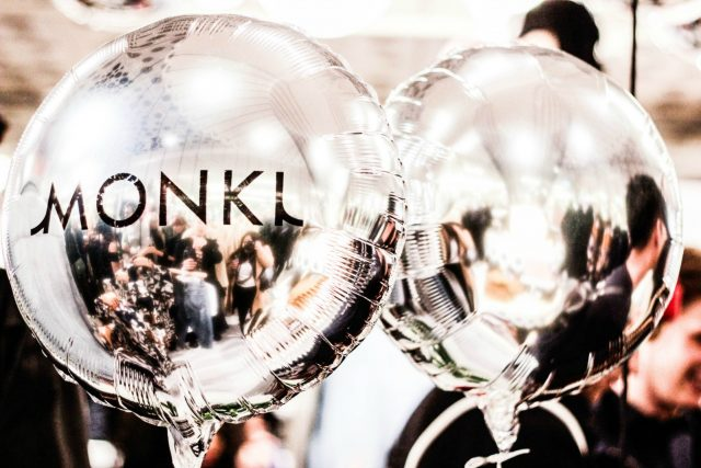I'VE BEEN WAITING FOR YOU: MONKI VIENNA OPENING